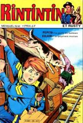 Rin Tin Tin & Rusty (2e série) -141- Les cavaliers de la nuit
