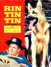 Rin Tin Tin & Rusty (2e série) -154/155- Quand hurlent les coyotes !