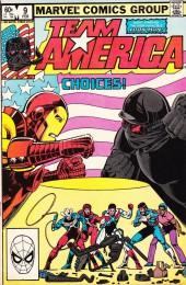 Team America (1982) -9- Choices!