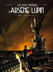Les 1000 mystères d'Arsène Lupin -1- L'Illusion de la Panthère Noire !