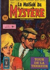 La maison du Mystère (Arédit) -15- Tour de la terreur