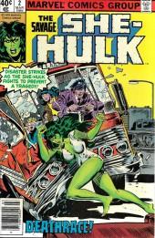 Savage She-Hulk (The) (1980) -2- Deathrace!