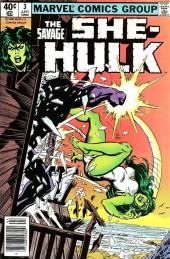 Savage She-Hulk (The) (1980) -3- She-Hulk Murders Lady Lawyer!
