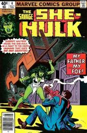 Savage She-Hulk (The) (1980) -4- My Father... My Foe!