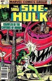 Savage She-Hulk (The) (1980) -5- Breaking Point!