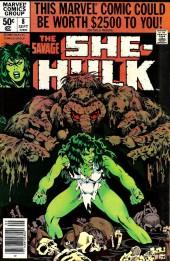 Savage She-Hulk (The) (1980) -8- Among The Ogres!