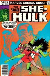 Savage She-Hulk (The) (1980) -10- War Of... The Word!