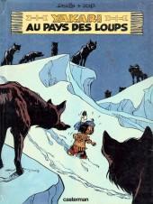 Yakari -8a1995- Au pays des loups
