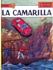 Lefranc -12b2004- la Camarilla