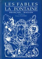 (AUT) Walthéry -TL- Les fables de la fontaine
