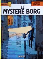 Lefranc -3h2011- Le mystère Borg