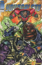 Team Youngblood (Image comics - 1993) -1- Blackout