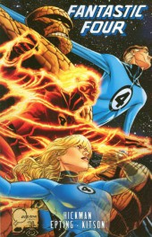 Fantastic Four (1961) -INT- Fantastic Four by Jonathan Hickman - Vol. 5