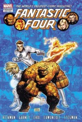 Fantastic Four (1961) -INT- Fantastic Four by Jonathan Hickman - Vol. 6