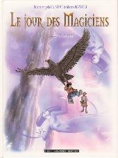 Le jour des Magiciens -1- Anja