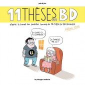 11 Thèses en BD -1- Edition 2016