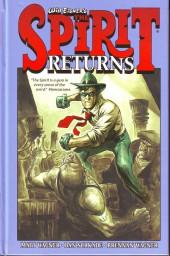 Will Eisner's The Spirit (2015) -INT01- Will Eisner's The Spirit, Volume 1: The Spirit Returns
