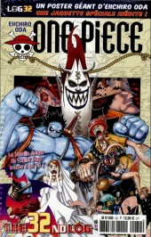 One Piece - La collection (Hachette) -32- The 32th Log