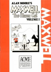 Alan Moore's Maxwell The Magic Cat -1- Volume 1
