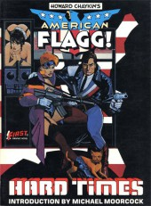 American Flagg! Collected -INT01- Hard Times