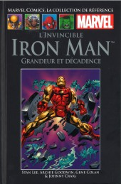Marvel Comics - La collection (Hachette) -71V- L'Invincible Iron Man - Grandeur et Décadences