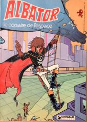 Albator -1- Le corsaire de l'espace