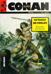 Conan (Super) (Mon journal) -8- Le fléau de Forlek
