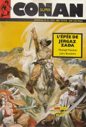 Conan (Super) (Mon journal) -11- L'épée de Jergaz Zada