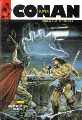 Conan (Super) (Mon journal) -30- Exil au roc des tortures (suite)