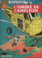 Ric Hochet -4d01- L'ombre de caméléon