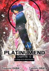 Platinum End -Num13- Le visage de la détermination