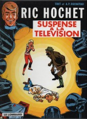 Ric Hochet -7c01- Suspense à la télévision