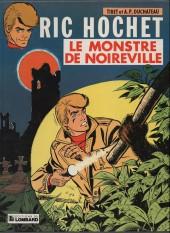 Ric Hochet -15a86- Le monstre de noireville