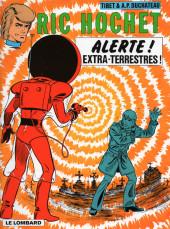 Ric Hochet -22c99- Alerte ! extra-terrestres !