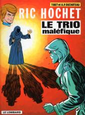 Ric Hochet -21a99- Le trio maléfique