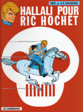 Ric Hochet -28a99- Hallali pour ric hochet
