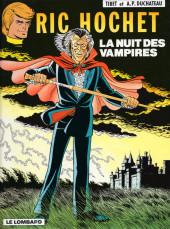 Ric Hochet -34a99- La nuit des vampires