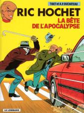 Ric Hochet -51b01- La bête de l'apocalypse