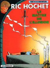 Ric Hochet -52a00- Le maître de l'illusion
