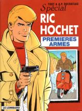 Ric Hochet -58a99- Premières armes