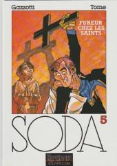 Soda -5b03- Fureur chez les saints