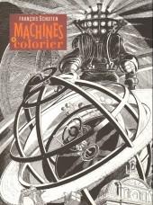 (AUT) Schuiten, François -20- Machines à colorier