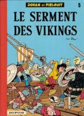 Johan et Pirlouit -5e76- Le serment des vikings