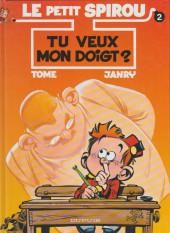 Le petit Spirou -2a2001- Tu veux mon doigt ?