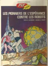 Les pionniers de l'espérance -8- Contre les robots