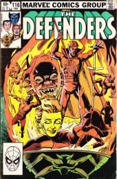 Defenders (The) (1972) -116- Two by Two