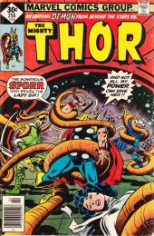 Thor (1966) -256'- Lurker in The Dark!