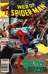 Web of Spider-Man (1985) -51- The crimelord of New York!