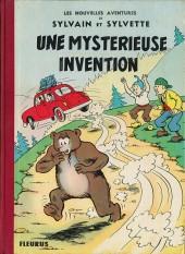 Sylvain et Sylvette (02-série : nouvelles aventures de Sylvain et Sylvette) -10- Une mystérieuse invention