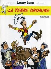 Lucky Luke (Les aventures de) -7- La terre promise